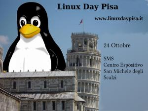 LinuxDay Pisa 2015